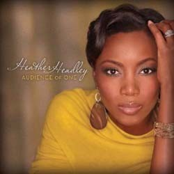 Heather Headley - Audience Of One CD - 50999 2265122
