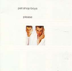 Pet Shop Boys - Please CD - 50999 2682892