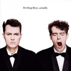 Pet Shop Boys - Actually CD - 50999 2682902
