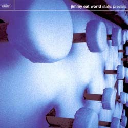 Jimmy Eat World - Static Prevails - (Expnd Vers) CD - CDP 3981682