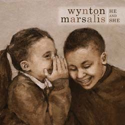 Wynton Marsalis - He And She CD - 50999 5103312