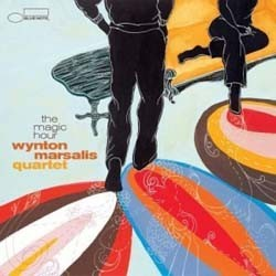 Wynton Marsalis - Magic Hour CD - 07243 5979032