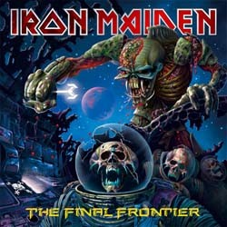 Iron Maiden - The Final Frontier CD - 50999 6477722