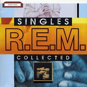R.E.M. - Singles Collected CD - 07243 8296422