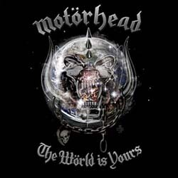Motörhead - The World Is Yours CD - CDP 9492172