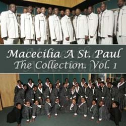 Macecilia A St. Paul - The Collection Vol.1 CD - CDPAR5047