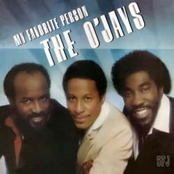 O'Jays - My Favorite Person CD - CDPHI2005
