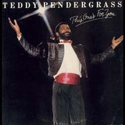 Teddy Pendergrass - This One's For You CD - CDPHI2010