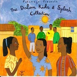 Dalom Kids - Great South African Performers CD - CDPS 028