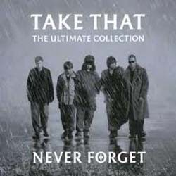 Take That - Never Forget: Ultimate Collection CD - CDRCA7136