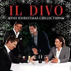 Il Divo - The Christmas Collection CD - CDRCA7172