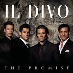 Il Divo - The Promise CD - CDRCA7215