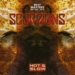 Scorpions - Hot And Slow (Best Masters Of The 70's) CD - CDRCA7238