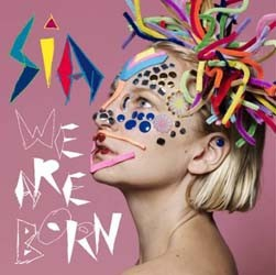 Sia - We Are Born CD - CDRCA7262