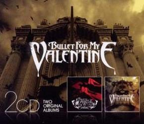 Bullet For My Valentine The Poison Scream Aim Fire Cd