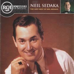 Neil Sedaka - The Best Of CD - CDRCA7301