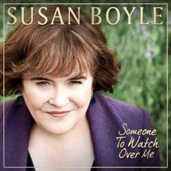 Susan Boyle - Someone To Watch Over Me CD - CDRCA7329