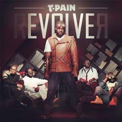 T-Pain  - Revolver [Deluxe Edition] CD - CDRCA7342