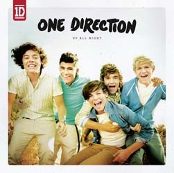 One Direction - Up All Night CD - CDRCA7344