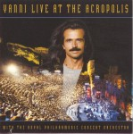 Yanni - Live At The Acropolis CD - CDRCA8001