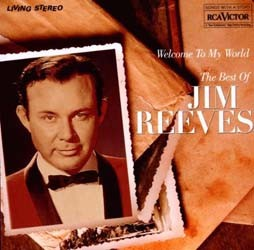 Jim Reeves - Welcome To My World - The Best Of CD - CDRCA8005