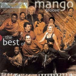 Mango Groove - The Best Of CD - CDRED 667