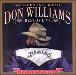 Don Williams - An Evening With Don Williams: Best Of Live CD - CDRPM 1449