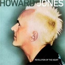 Howard Jones - Revolution Of The Heart CD - CDRPM 1910