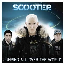 Scooter - Jumping All Over The World CD - CDRPM 1997