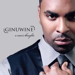 Ginuwine - A Man's Thoughts CD - CDRPM 2040