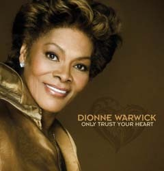 Dionne Warwick - Only Trust Your Heart CD - CDRPM 2082