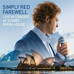 Simply Red - Farewell-Live In Concert At The Sydney Opera House CD+DVD - 50999 0266762