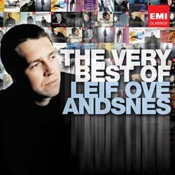 Leif Ove Andsnes - The Very Best Of (Emi Classics Series) CD - 50999 0947872