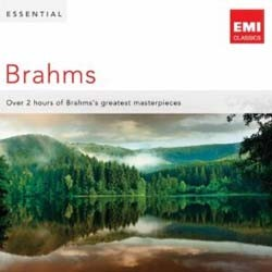 Essential Brahms CD - 50999 6781312