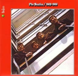 The Beatles - 1962 - 1966 (Red 2Cd) 2010 CD - 50999 9067522