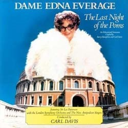 Dame Edna Everage - Last Night Of The Poms CD - 50999 9668732