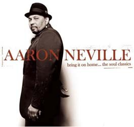 Aaron Neville - Bring It On Home...The Soul Classics CD - CDSM256