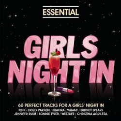 Essential Girls Night In CD - CDSM440