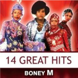 Boney M. - 14 Great Hits CD - CDSM514