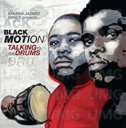 Black Motion - Talking To The Drums CD - CDSRBL 601