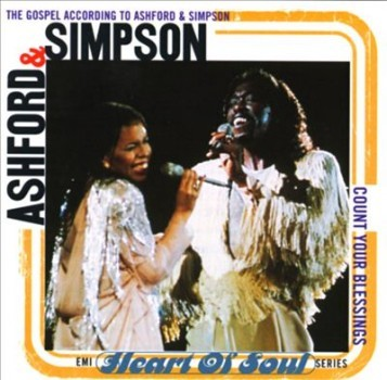 Ashford & Simpson - The Gospel According To Ashford & Simpson: Count Your Blessings CD - CDST 1127