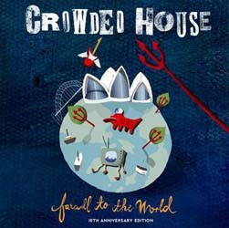 Crowded House - Farewell To The World CD - CDSTD 1266