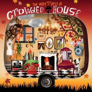 Crowded House - The Very Very Best of CD+DVD - CDSTD 1301
