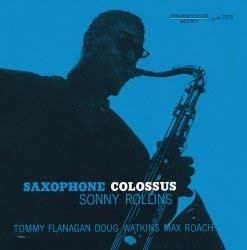 Sonny Rollins - Saxophone Colossus CD - 00252 1881052