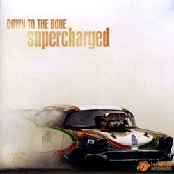 Down To The Bone - Supercharged CD - CDV 3651232