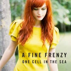 A Fine Frenzy - One Cell In The Sea CD - CDV 5098042