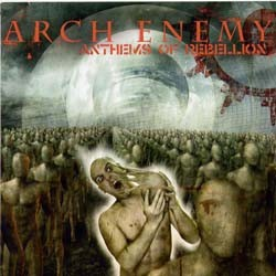 Arch Enemy - Anthems Of Rebellion CD - 50510 9974832