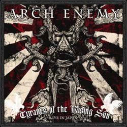 Arch Enemy - Tyrants Of The Rising Sun CD - 50510 9978362