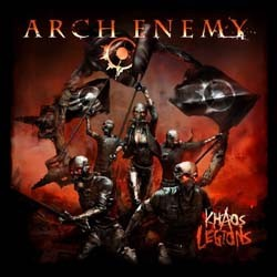 Arch Enemy - Khaos Legions CD - CDV 9980632