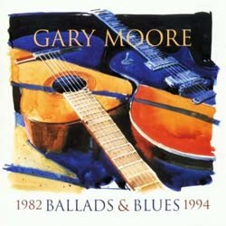 Gary Moore - Ballads And Blues 1982-94 CD - CDVIR 187